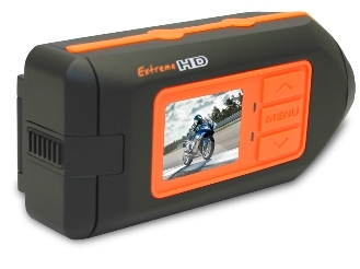 "A082 - Car black box, Full-HD, 1 cam. 1920x1080, 5 MP sensor, Waterproof, H.264, A/V, LCD screen 1.5"", for outdoor sports: sky, motocycling etc, battery Li-ion;"