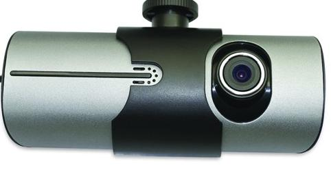 "A088B - Camera auto HD, 2 cam. 1280x720, A/V, GPS, ecran LCD 2.7"", camera 2 are cablu 5m"