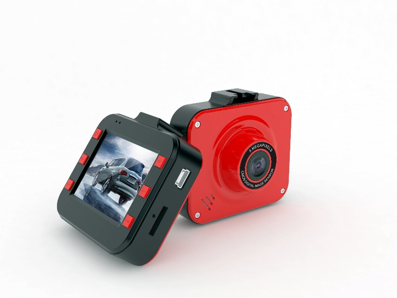 A107 - Camera video auto HD, 1 MP, LCD 2.0 inch, motion detection;