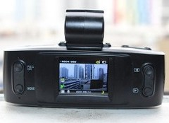 "B807GS - Camera auto Full HD, 1 cam. 1920x1080, senzor 5 MP, H.264, A/V, GPS, 4-LED-uri IR, ecran LCD 1.5"";"