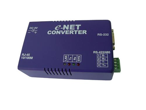 SE-130 - RS-232/422/485 to Ethernet Converter