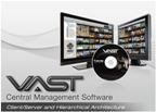 VAST - Software 1-64+ camere Vivotek