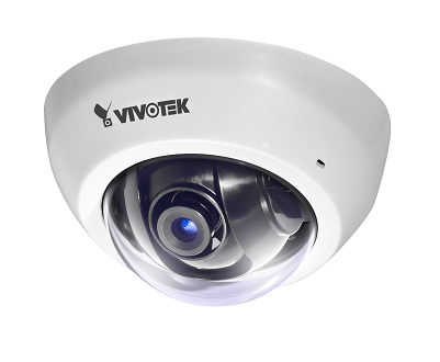 FD8166A, Camera IP ultra-mini dome de interior, 2MP, 2.8 mm, audio, POE, H.264