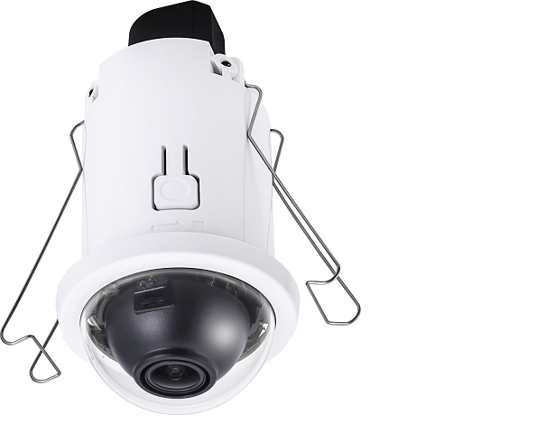 FD816CA-HF2, Camera IP  ultra-mini dome de interior, 2MP, 2.8 mm, 70° Tilt Lens, audio, POE, H.264