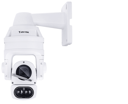 SD9365-EHL, Camera IP speed-dome, de ext, 2MP, IR 150m, 4,7-94 mm,20x zoom optic, -50˚+55˚C, audio, IP66, IK10, AC/DC 24V, 95W UPoE, H.265, slot card, Smart Stream II, EIS, Nemax 4X, Wiper, garantie 3 ani