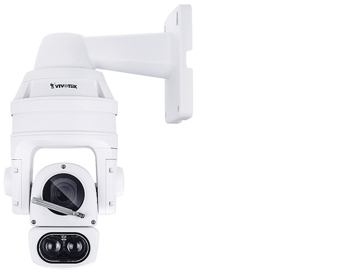 SD9366-EH, Camera IP speed-dome, de ext, 2MP, IR 250m, 4,3-129 mm,30x zoom optic, -50˚+55˚C, audio, IP66, IK10, AC/DC 24V, 95W UPoE, H.265, slot card, WDR PRO, Smart Stream II, EIS, Wiper, garantie 3 ani