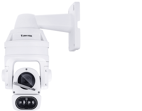 SD9366-EHL, Camera IP speed-dome, de ext, 2MP, IR 150m, 4,3-129 mm,30x zoom optic, -50˚+55˚C, audio, IP66, IK10, AC/DC 24V, 95W UPoE, H.265, slot card, WDR PRO, Smart Stream II, EIS, Wiper, garantie 3 ani